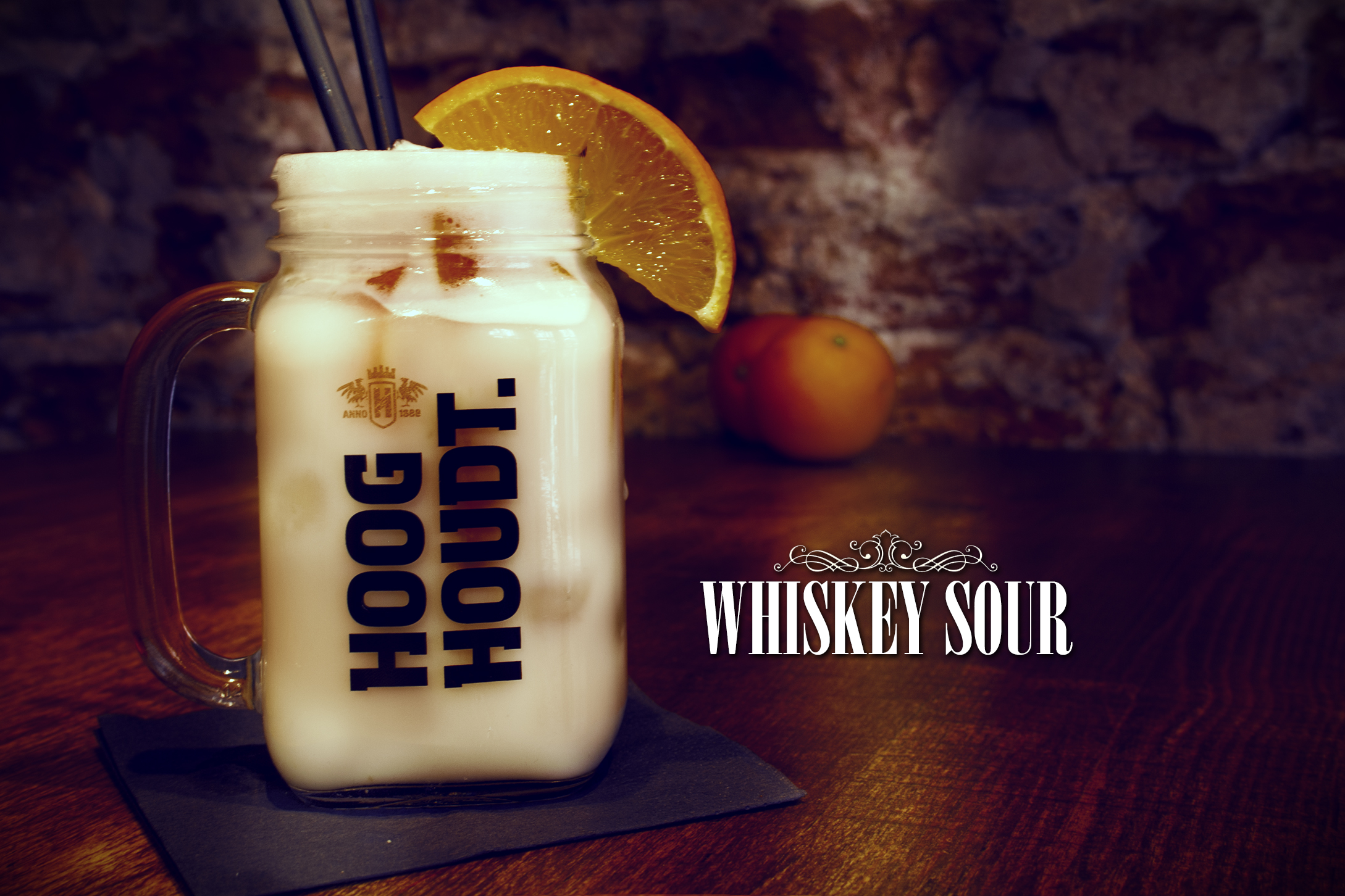 004 - Whiskey Sour